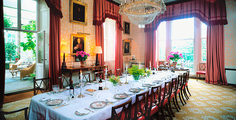 ardgowan dining room